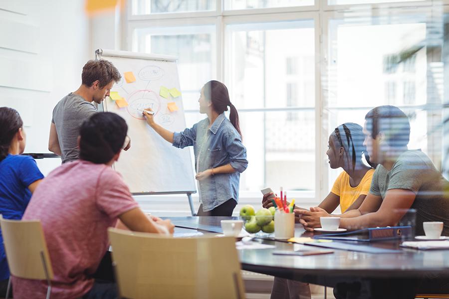 Coworking: uma nova forma de se trabalhar